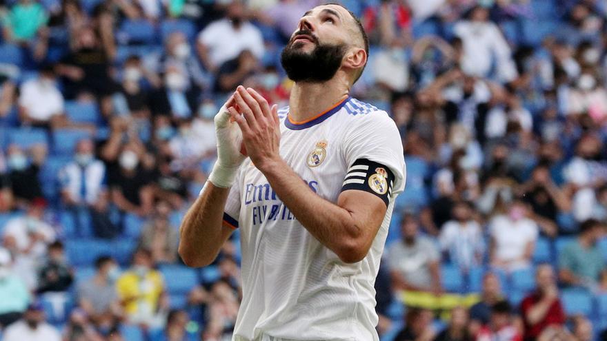 Benzema, en el banquillo: las claves del chantaje que ha llevado al delantero del Madrid ante el juez