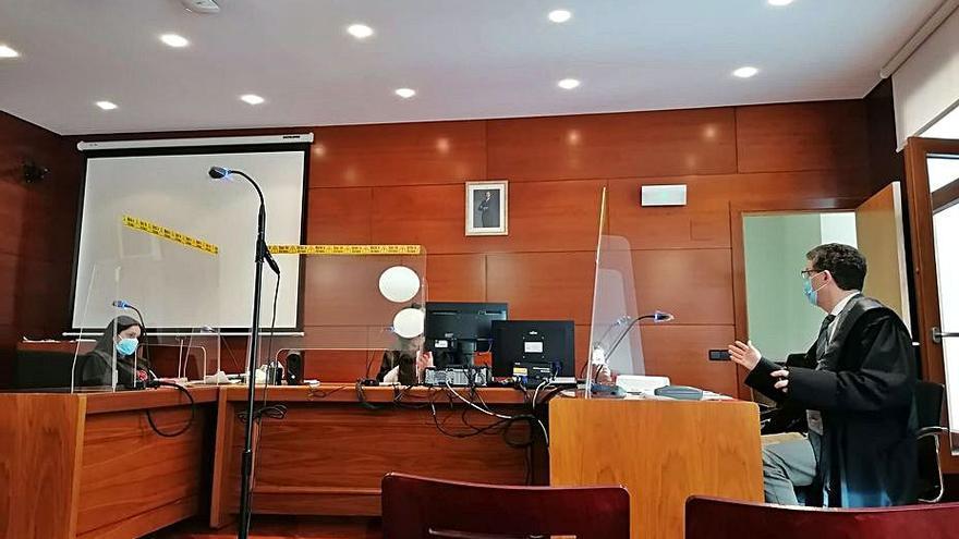Seis años de cárcel para los dos acusados de falsificar recetas en Zamora