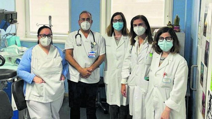 La unidad de lesionados medulares suma más de cinco pacientes al mes en pandemia