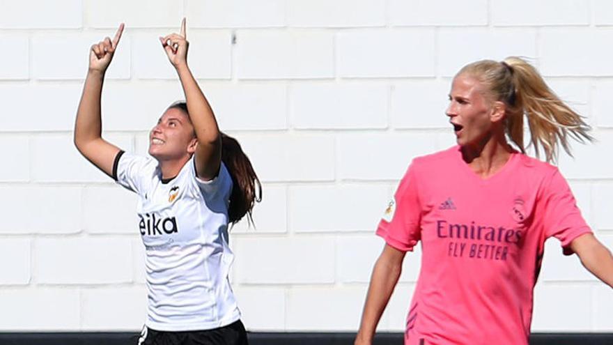 Los goles salvavidas de Cristina Cubedo