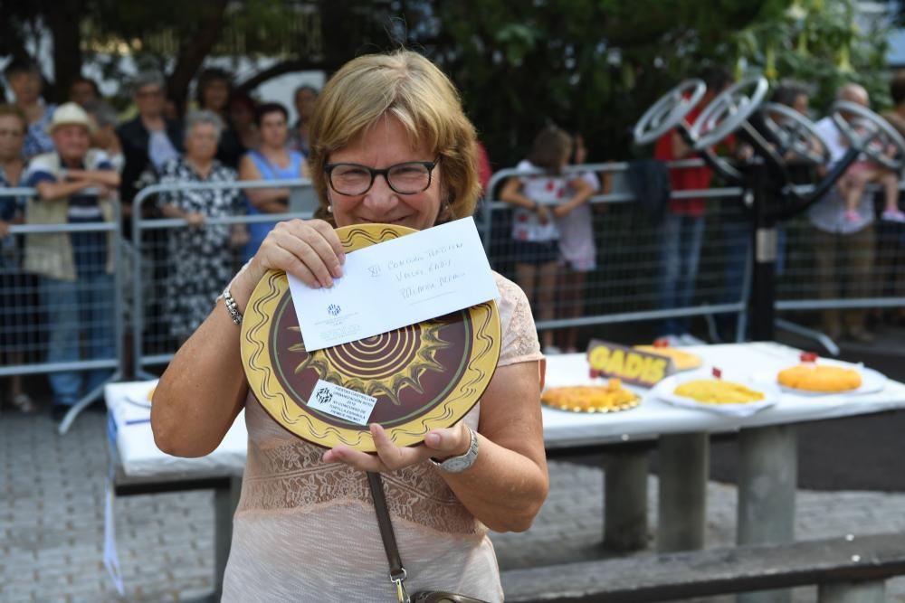 Concurso de la tortilla de O Castrillón