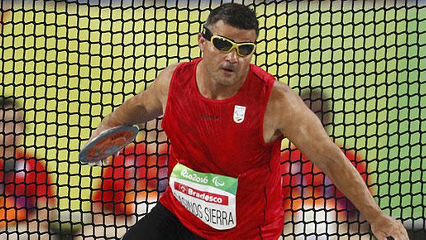 Casinos da la undécima medalla a España en los Juegos Paralímpicos