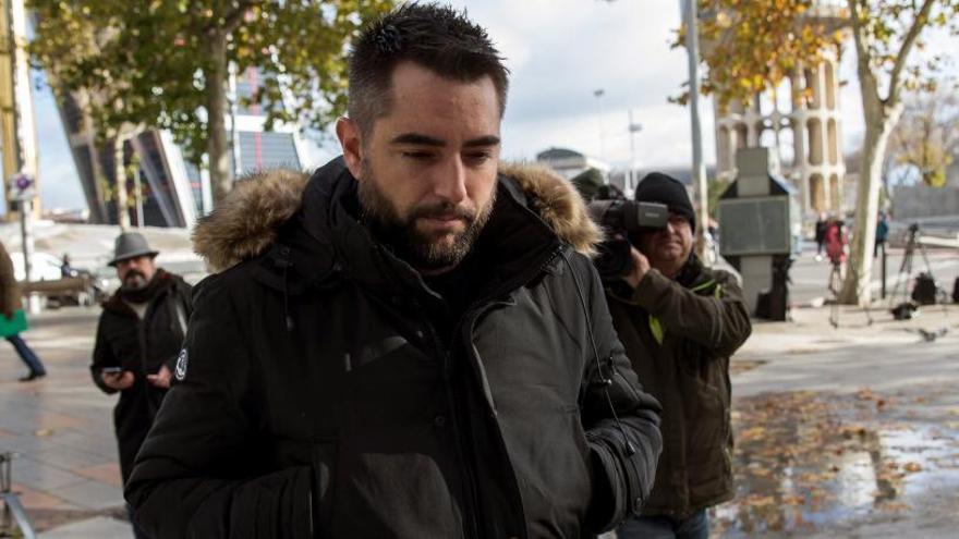 Dani Mateo es nega a declarar davant el jutge
