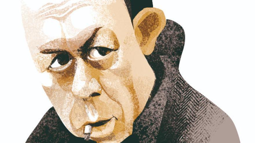 La rebeldía sin tregua de Camus
