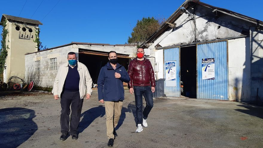 Ribadedeva recuperará el depósito de agua de El Coteru para sede de un centro sociocultural