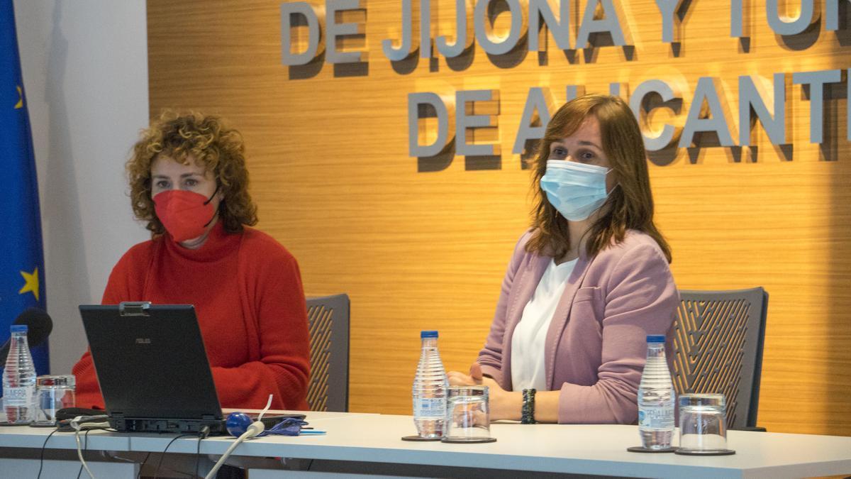 El Ayuntamiento de Xixona y la Generalitat animan a los empresarios de los polígonos a constituirse como Entidad de Gestión y Modernización