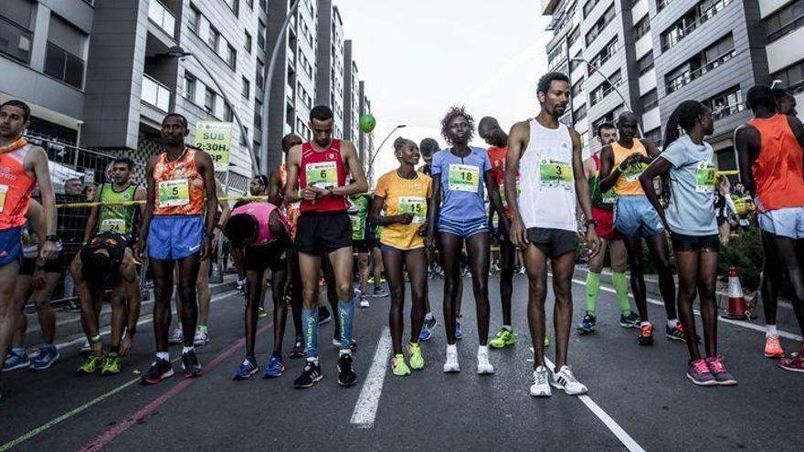 Los cracks que intentarán batir el récord del Marató BP Castelló