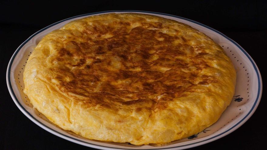 Esta es la mejor tortilla de patatas de España