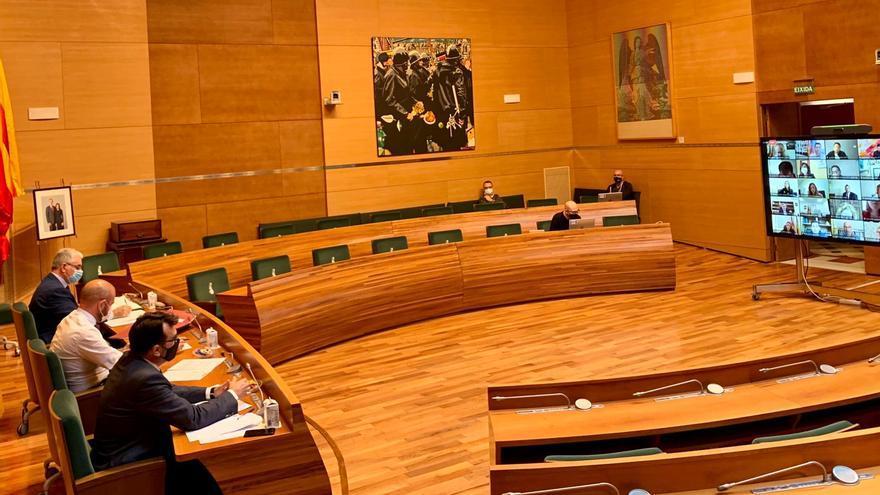 La Fiscalía investiga el proceso de selección de la jefatura de Personal en Divalterra