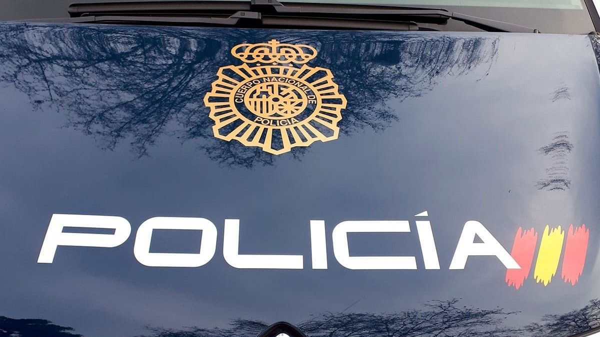 Imagen de recurso de un coche de la Policía.