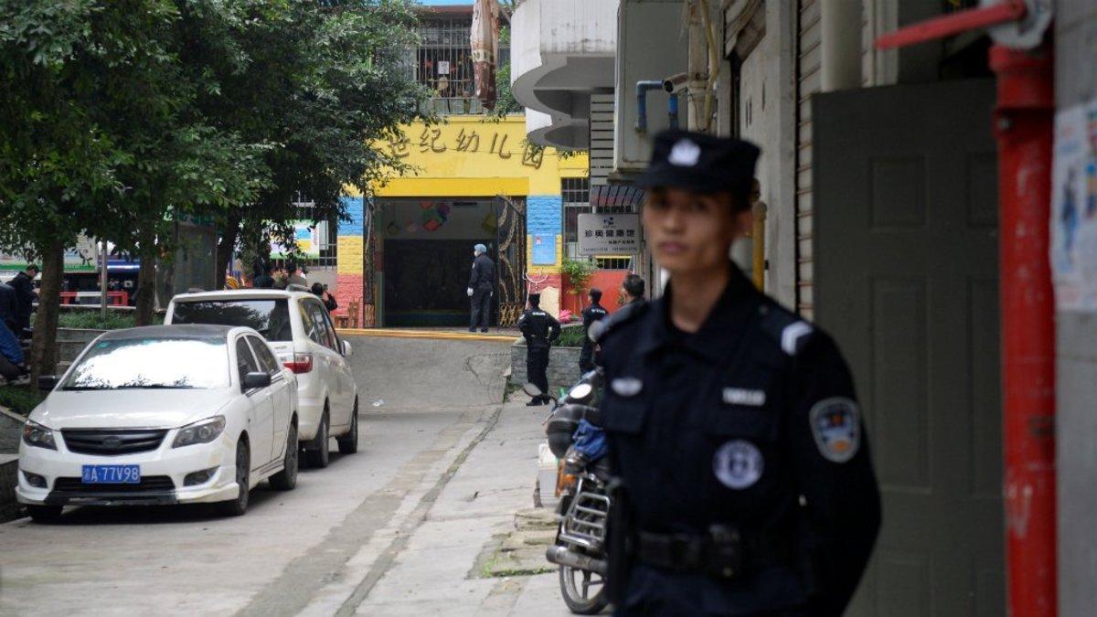 Al menos seis muertos por un atropello masivo en China