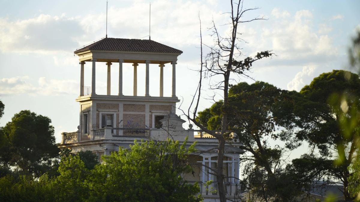 Botellón entre ruinas en Cartagena