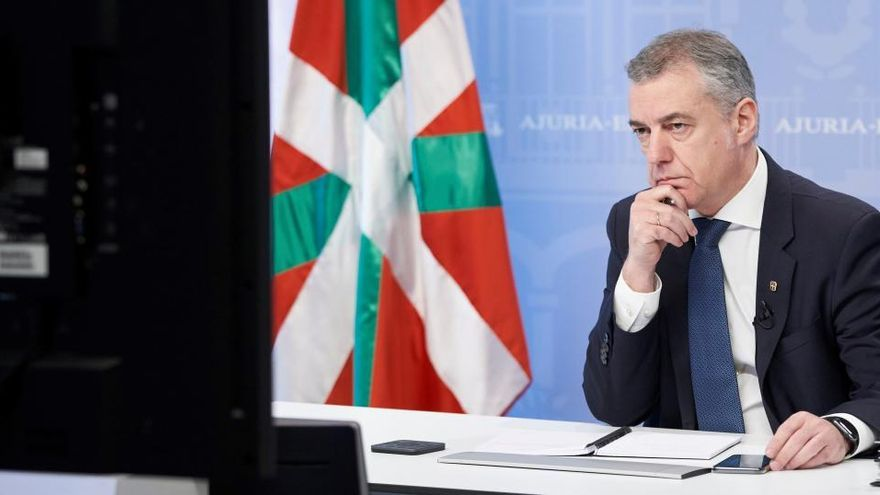 El PNV ganaría las elecciones con entre 31 y 34 escaños, seguido de EH Bildu