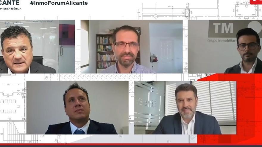 Las claves para la reactivación económica del sector inmobiliario de Alicante