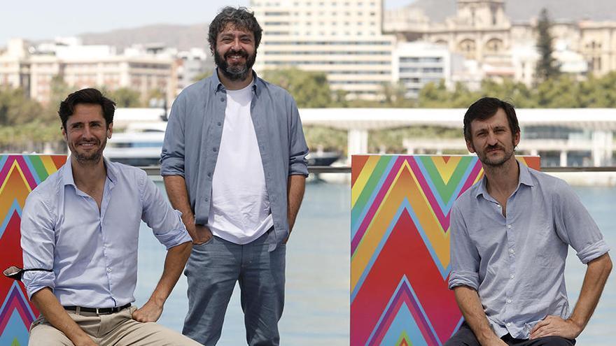 Estreno. 'Los Europeos', rodada en Ibiza, llega a los cines