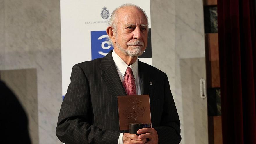 El gallego José María Merino, Premio Nacional de las Letras