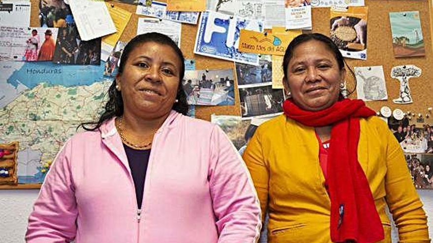 Desde Honduras por la causa