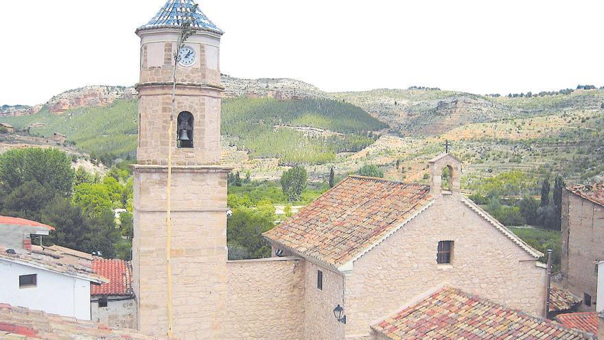 Casas Altas: Balcón sobre el Turia
