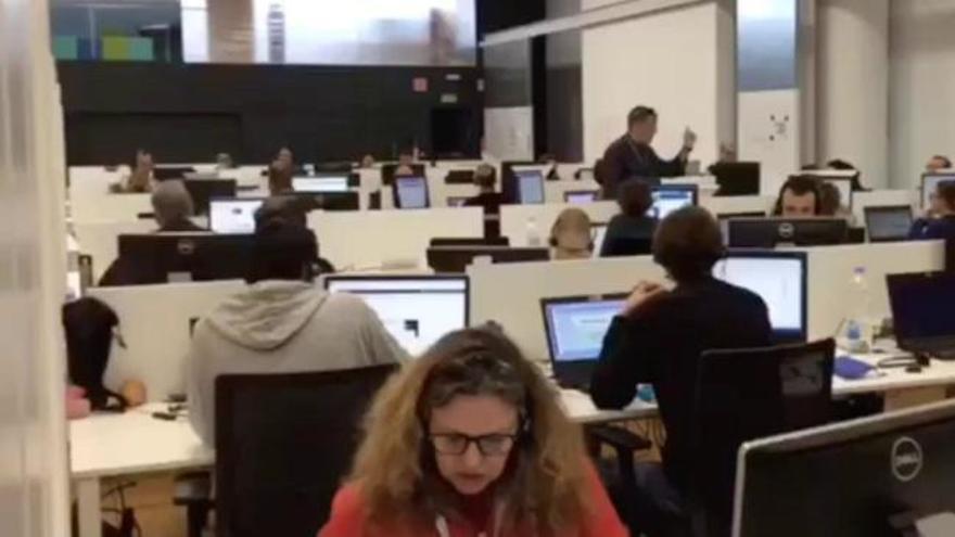 Disney y Siemens reciben soporte informático desde Gran Canaria