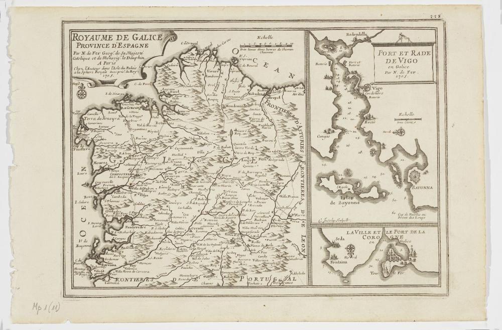 Royaume de Galice (1705)