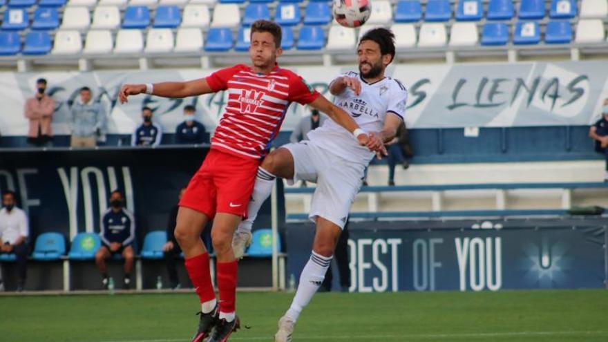 Salto al vacío de un Marbella FC que ya no depende de sí mismo