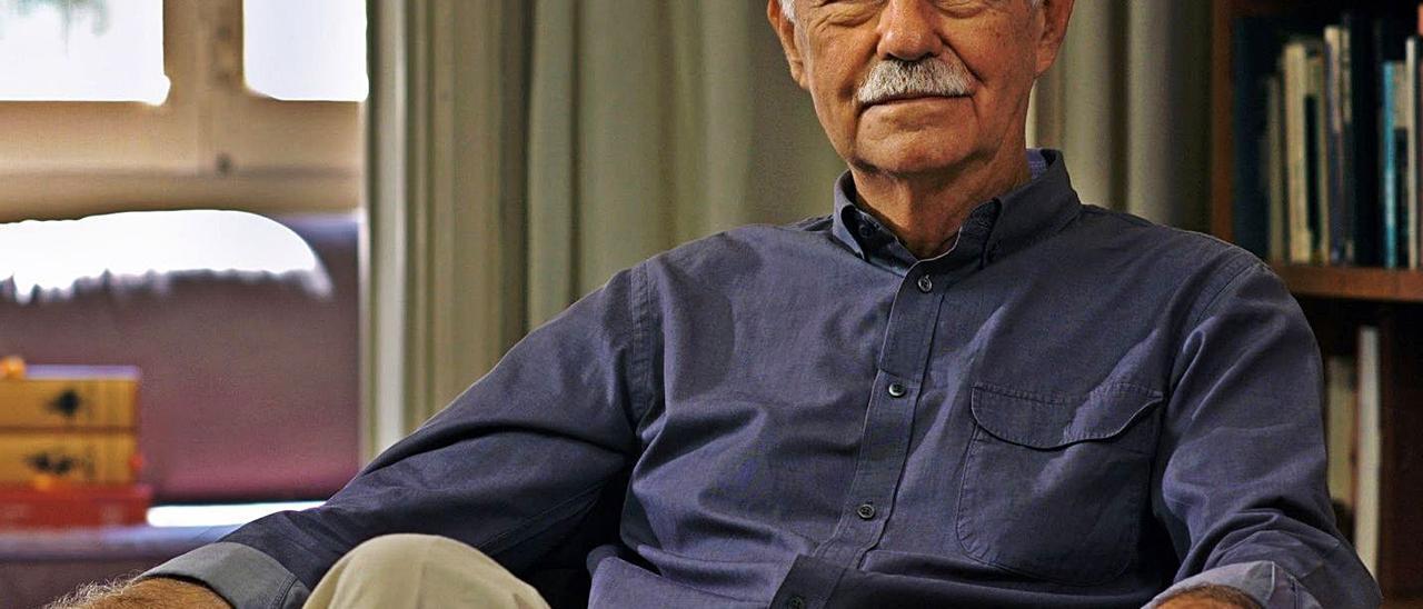 El escritor Eduardo Mendoza. europa press |