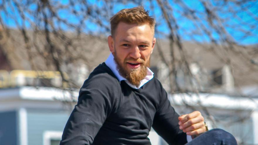 Conor McGregor, en libertad tras ser detenido en Córcega por presunta agresión sexual