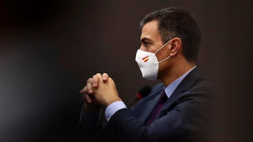 Sánchez insiste en vencer a la pandemia para poder recuperar la economía