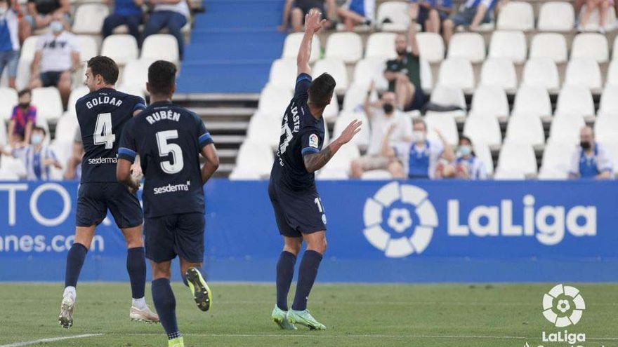 Ekain: «Meter un gol en el fútbol profesional es un sueño que tengo desde pequeño»