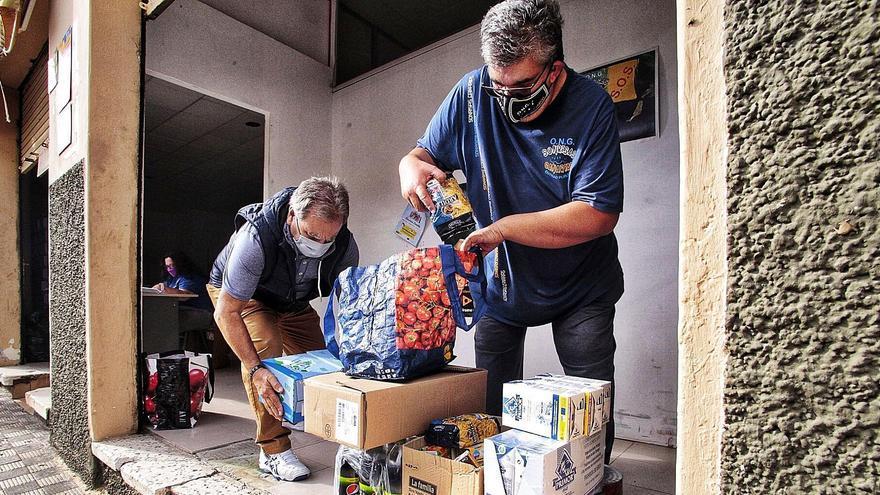 Varias ONG de Tenerife detectan fraudes en la petición de ayudas sociales para los alimentos