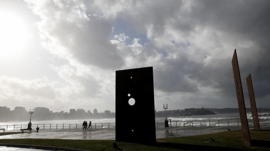 El tiempo en Asturias: cielos encapotados pero sin lluvia