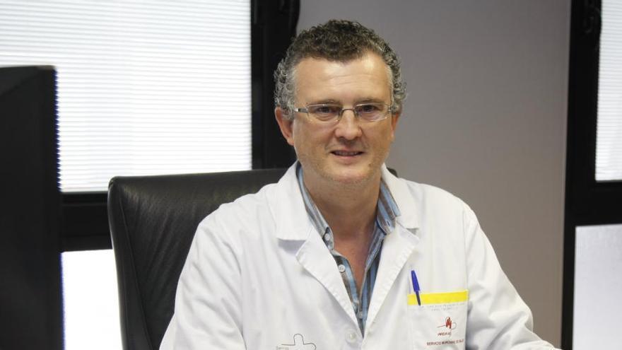 El presidente de Murcia nombra consejero de Salud a un médico de familia