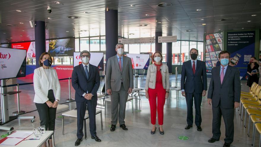 Fitur se presenta como la gran apuesta estratégica para la recuperación del turismo español
