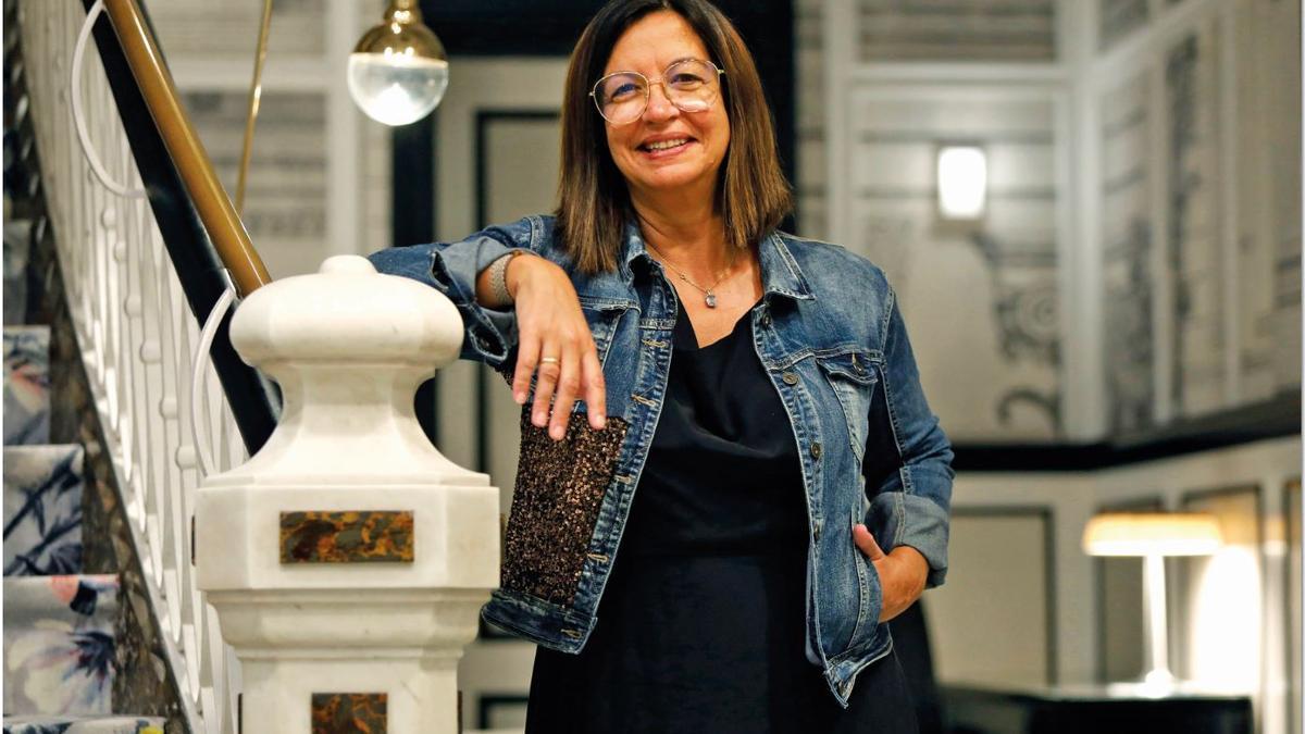 La periodista Àngels Barceló.