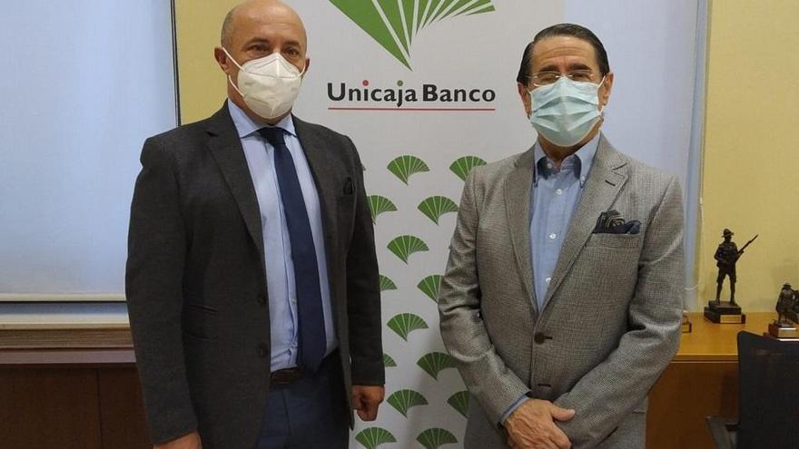 Unicaja Banco apoya a los empresarios de Ronda, Campillos y Guadalteba