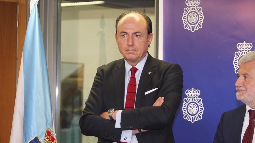 El fiscal jefe que acusó a todos en Ourense y acabó suspendido