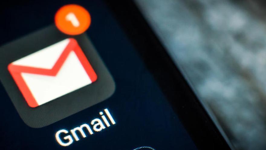 Google guarda historials de compres i factures amb dades de Gmail