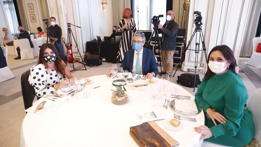 Rincón de la Victoria presenta su oferta en la antesala de Fitur con el boquerón como protagonista