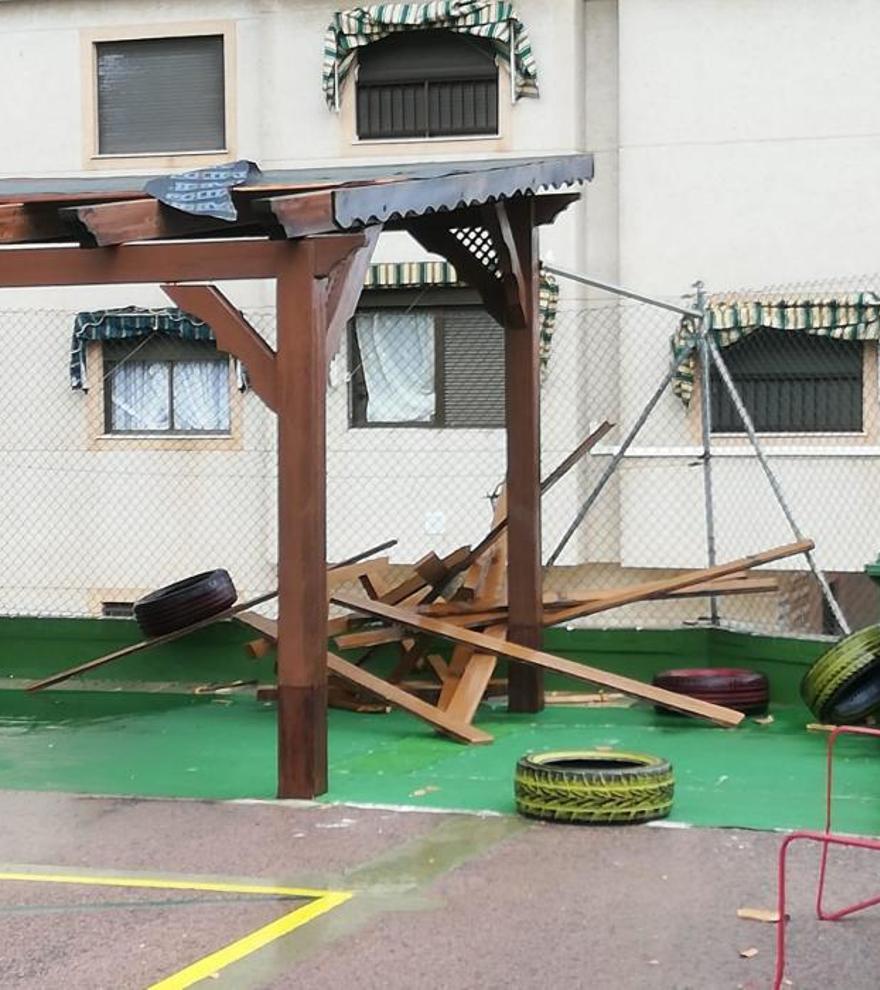 Así ha quedado Guardamar tras el tornado