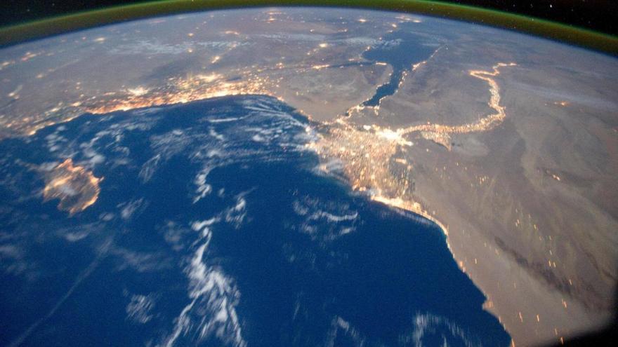 Temperatura del mar Mediterráneo, preocupante