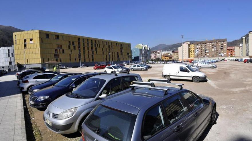 La obra del parque de La Mayacina durará 8 meses pero no afectará al entorno vial