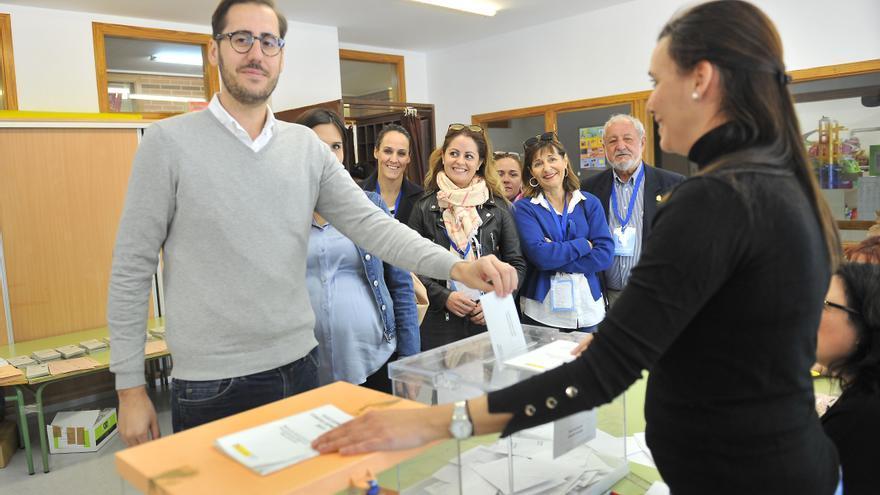 El ilicitano Sergio Rodríguez entra en el comité de dirección provincial del PP