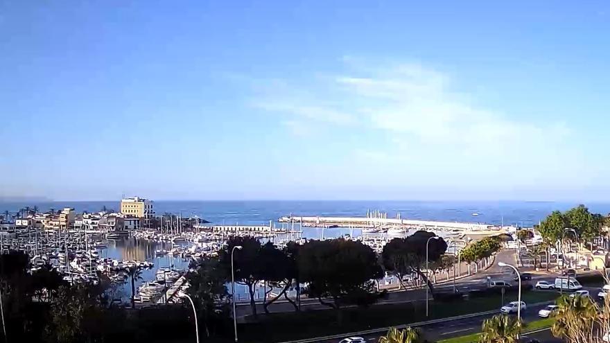 El tiempo en Mallorca: Cielo despejado y subida de temperatura
