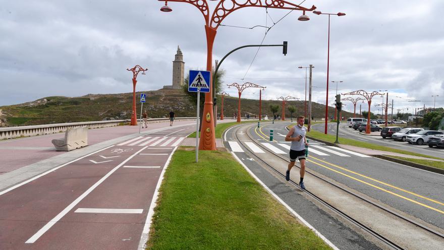 Sigue el anticiclón en Galicia aunque con bajada de temperaturas este domingo