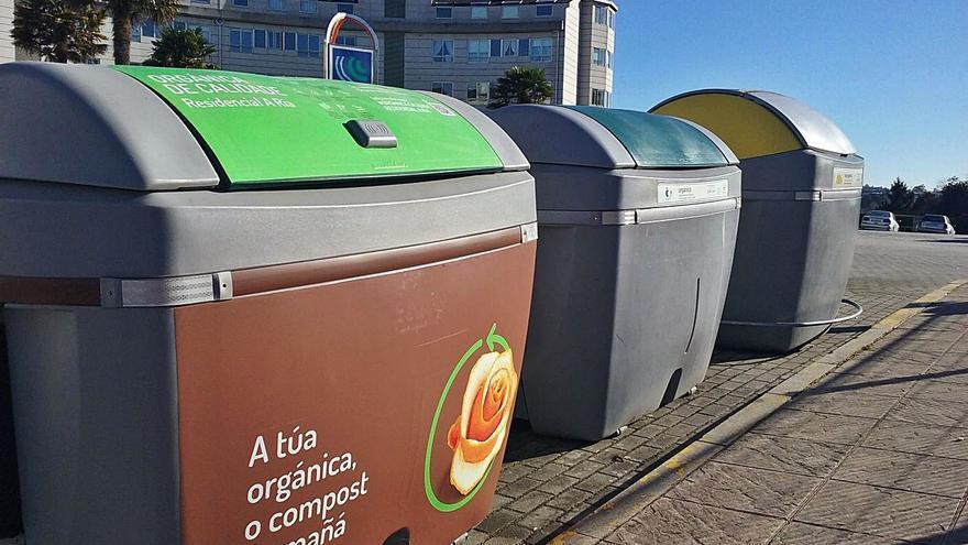 Los nuevos contenedores de compostaje solo se podrán abrir con una tarjeta de usuario