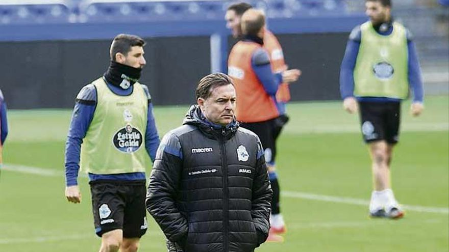 """Cristóbal: """"Tenemos que ganar fuera, en casa... donde sea; lo necesitamos"""""""