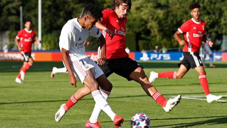 Pablo Ramón y Marvin Park se alzan con la Liga de Campeones juvenil