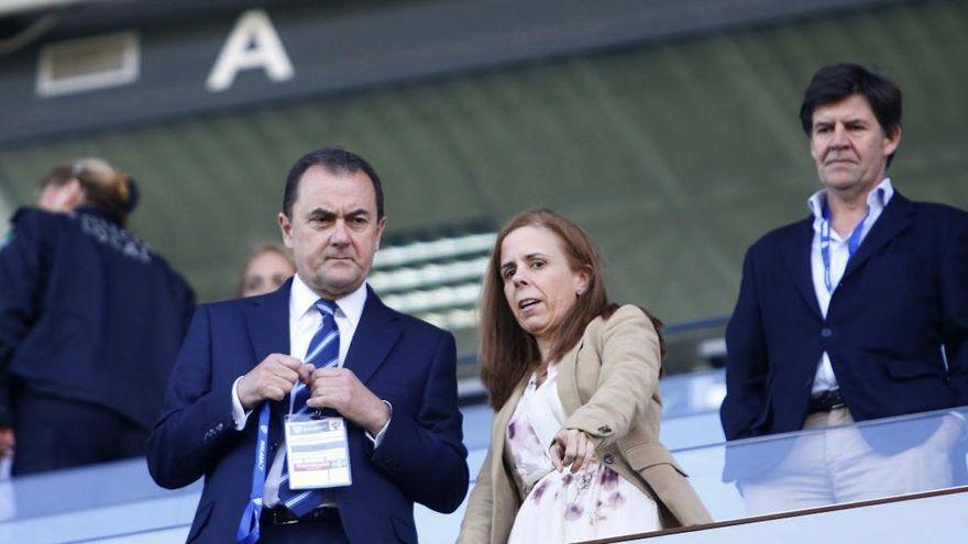 Un grupo americano pide paso en el futuro del Málaga CF