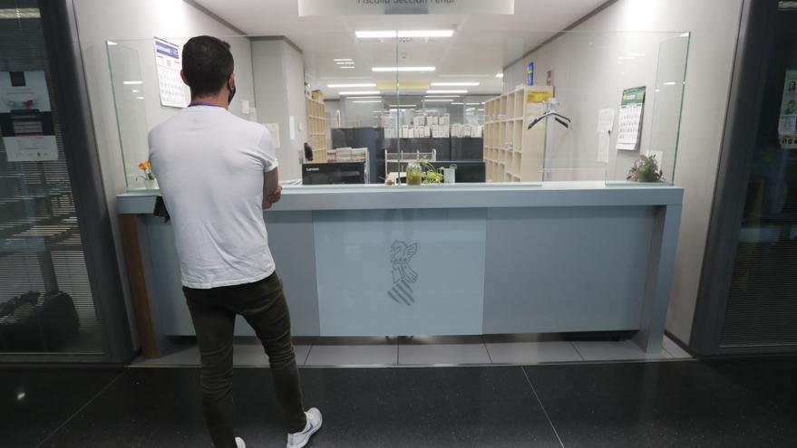 Plan de choque para cubrir plazas vacantes de personal funcionario en la Generalitat