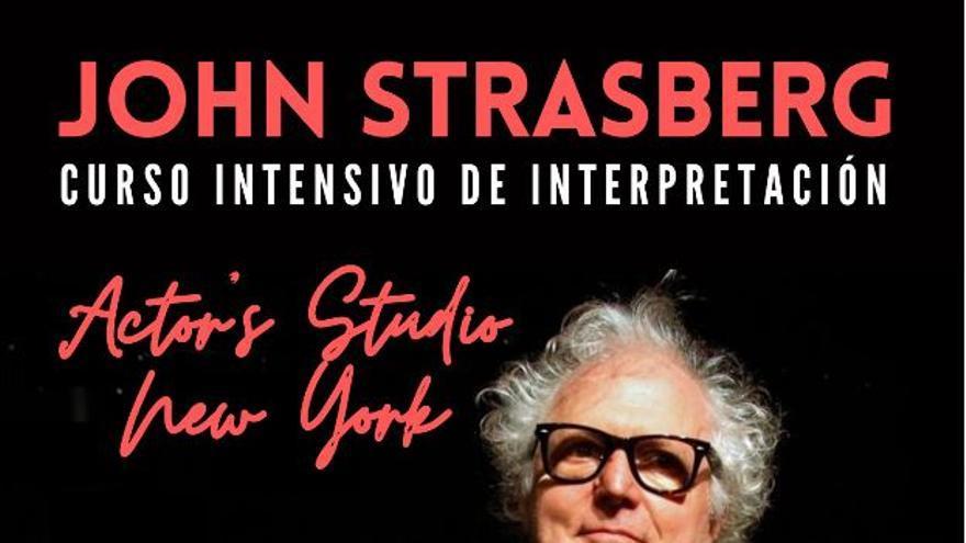 Curso Intensivo de Interpretación con John Strasberg